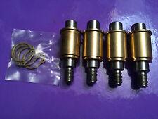 Turner motorsport Caliper bushing upgrade kit M3 E46 E36 E30 R53 Mini OEM brakes