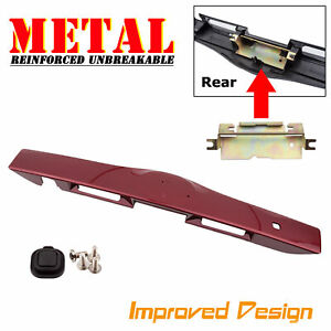 For Toyota Prius 04-2009 Rear Exterior Tailgate Liftgate Handle Garnish 3R3 Red