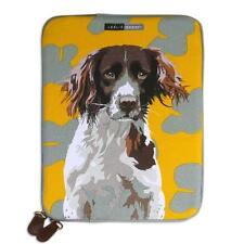 Leslie Gerry LGIPB008 Tablet Bag Springer Spaniel Dog
