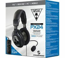 CUFFIE TURTLE BEACH PX24 PS4 XBOX ONE PLAYSTATION 4 STEREO HEADSET MICROFONO