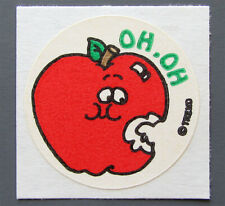 PRINTOUT Vintage TREND Matte Scratch and Sniff Stinky Stickers