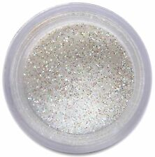 NEW! Disco SUPER WHITE Glitter Dust 5g Cake Decorating Fondant USA Made