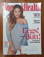 New Women's Health Magazine, WOWZA Legs! AMAZING Butt! No Gym? No Prob, Oct 2018