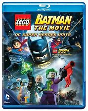 LEGO Btaman: The Movie  (Blu-ray, 2014, Canadian, FRENCH INCLUDED)