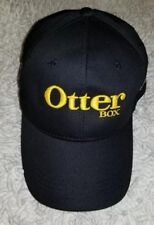 Otter Box Red Horse Racing German Quirogo Baseball Hat Cap Black Adjustable New