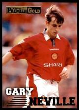 Merlin Premier Gold 1996-1997 - Manchester United Gary Neville #90