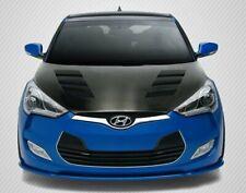 Fit Hyundai Veloster 12-16 Carbon Creations DriTech Carbon Fiber AM-S Hood