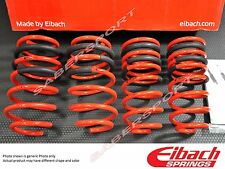 Eibach Sportline Lowering Springs Kit for 2010-2013 Mazda 3 non-Turbo