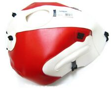 BAGSTER TANK PROTECTOR COVER HONDA CB 1000 BIG ONE 1992 > 1998 White Red 1244C