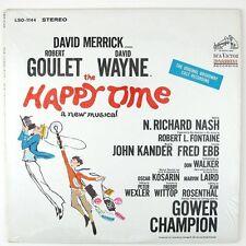 ROBERT GOULET & DAVID WAYNE The Happy Time LP NM- NM-