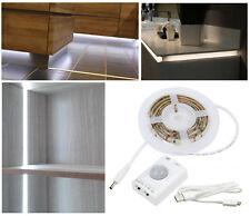 LED Möbelbeleuchtung Stripe mit Bewegungsmelder Band Streifen *HELITEC Art.1139*