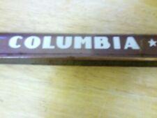 Vintage COLUMBIA SUPER 3 FENDER Very Good Condition 1960-70s
