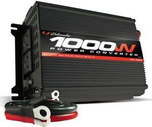 New Schumacher PC-1000 1000-Watt Portable Power Converter Inverter