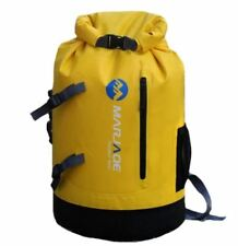 28L Marjaqe Boating Trekking Camping Swimming Waterproof Dry Bag (Yellow)