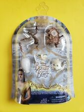 Disney Beauty and the Beast Castle Friends Collection New in Package