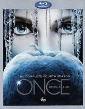 Once Upon a Time: The Complete Fourth Season (Blu-ray Disc, 2015, 5-Disc Set)