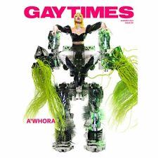GAY TIMES MAGAZINE SUMMER 2021 - # 511 A'WHORA / ANITTA / DOVE CAMERON / VINCINT