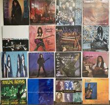 12 CD RARE Guitar Shredding Lot: Niacin, Randy Coven, Stevie Salas, Stephen Ross