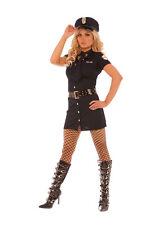 Frisk Me - Light up 4 pc Costume XL 14-16 Fancy Dress Hen Night Party Police Cop
