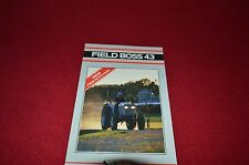 White Oliver Tractor Field Boss 43 Tractor Dealer's Brochure AMIL4