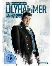Lilyhammer 3 Staffel komplett - 2 DVD Box