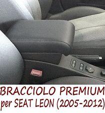 Bracciolo Premium per SEAT LEON (2005 - 2012) - MADE IN ITALY - appoggiagomito