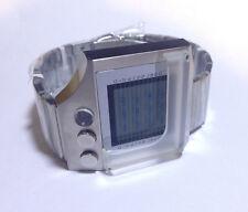 TOKYOFLASH ELEENO CYBER SCOPE 2 WHITE LED WATCH, COOL, UNIQUE, RARE, FUTURISTIC
