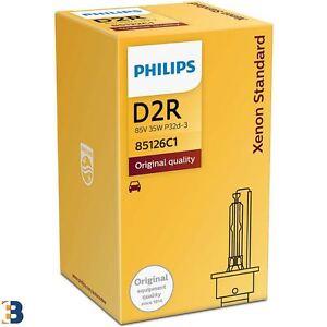 D2R Philips Vision Xenon Ersatzwagen Scheinwerfer Glühlampe 85126VIC1 HID Single