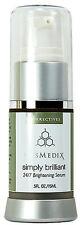 Cosmedix Simply Brilliant 24/7 Brightening Serum 15ml/ 0.5oz  Fresh New* Sale