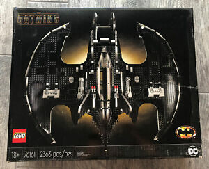 Lego Batman: 1989 Batwing (76161) - Brand New