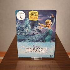 Frozen Steelbook Bluray Thailand NEU OVP