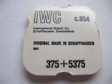 IWC INTERNATIONAL 854,8541 HAIRSPRING STUD HOLDER + SCREW