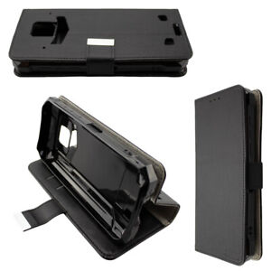 Smartphone Protective Bookstyle-Case suitable for your Doogee S88 Pro Phone Cove