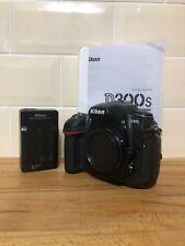 Nikon D D300S 12.3MP Fotocamera Reflex Digitale-Nero, 3719 istruzioni, BELLISSIMO