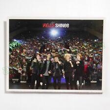 SHINee The Second Album Hello Taiwan Official Photocard Postcard 7 Card JongHyun