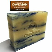Original Handcrafted Beard and Body Soap by Caveman® (Riverstone)