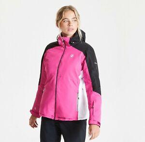 Dare 2b Womens RADIATE Waterproof Breathable Ski Winter Jacket - Anniv. Edit
