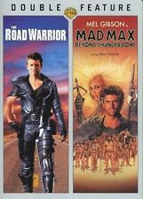 Road Warrior & Mad Max Beyond Thunderdome DVD Movie Aus Express