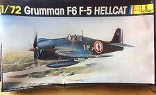 HELLER 1/72  Grumman F6F-5 Hellcat- Factory Sealed