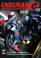 FIM Endurance World Championship - Official review 2012 (New DVD) Motorbikes
