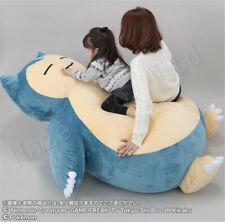 Pochette zippée pour lit de poupée Kabigon Pokemon Giant avec peluche géante
