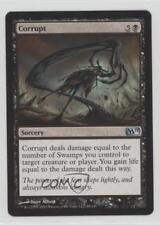 2010 Magic: The Gathering - Core Set: 2011 Booster Pack Base 89 Corrupt Card 1i3