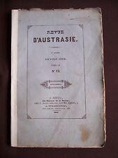 Revue d'Austrasie - Décembre 1841