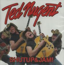 Ted Nugent - Shut Up & Jam ! ( CD 2014 ) NEW / SEALED