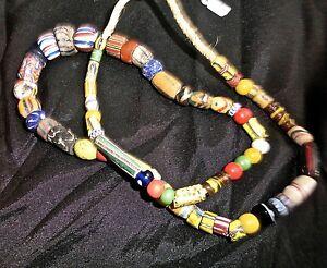 Murano Trade Beads Millefiori Beads Of Treated Venice No ° 6