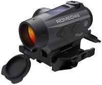 Sig Sauer Romeo4S Red Dot Sight Scope, Ballistic Circle Plex 0.5 MOA SOR43022