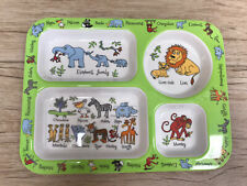 Tyrell Katz Animal COMPARTMENT TRAY Plate
