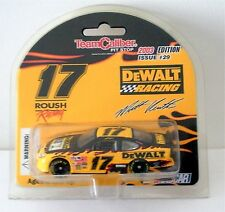 NASCAR ~ TEAM CALIBER PIT STOP ~ 2003 ~ MATT KENSETH #17 ~ DEWALT ~ 1:64 CAR