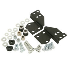 Detachable Front Docking Hardware Kit For Harley-Davidson H-D Touring 1997-2008