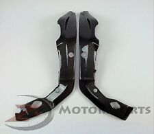 2014-2016 BMW S1000R Chasis Main Frame Protector Cover Panel Cowl Carbon Fiber